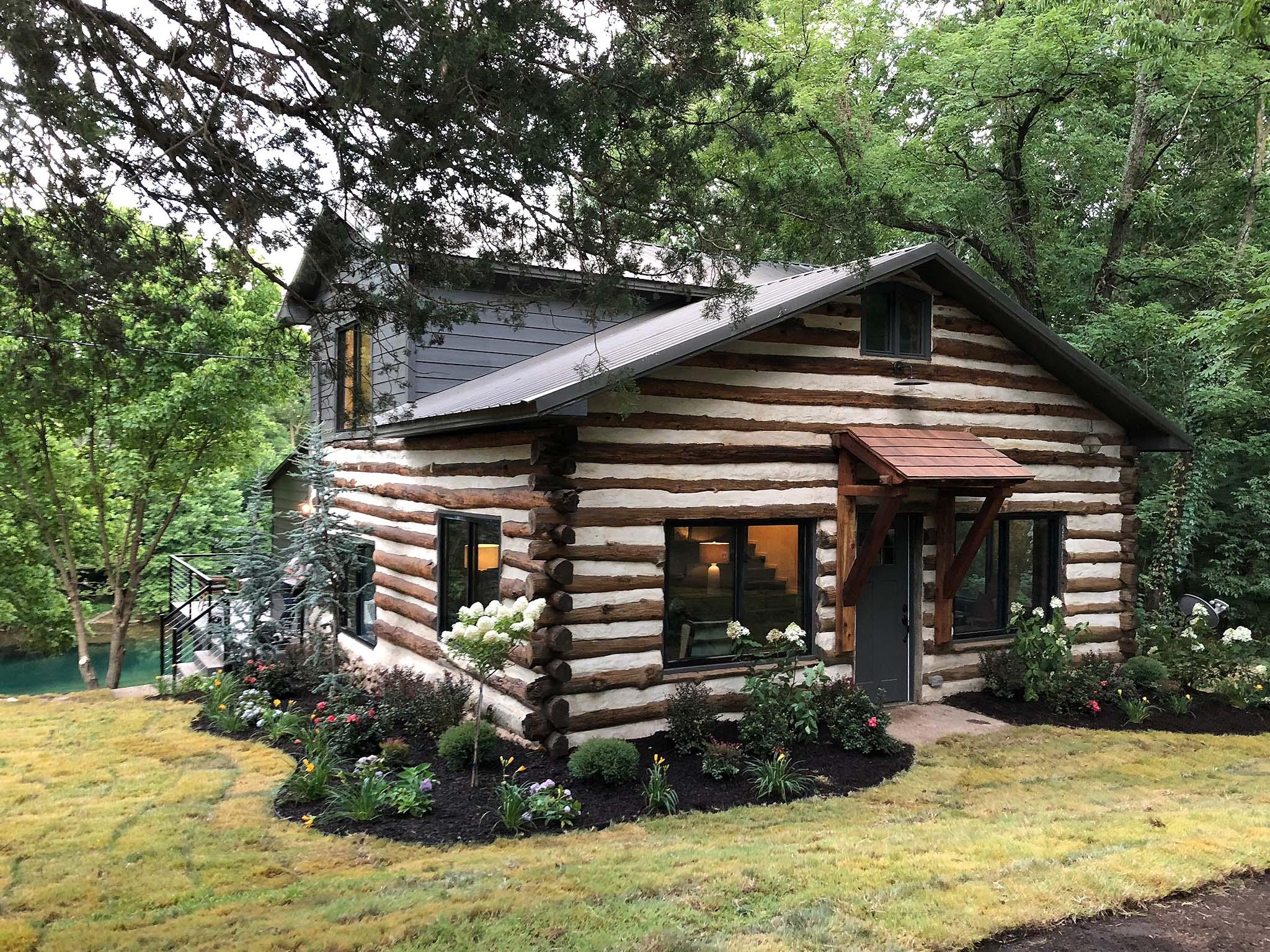 Rundown Cabin to Family Dream Home   Episode 6 - Goodtable